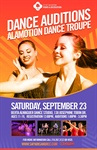 Alamotion Dance Troupe Auditions