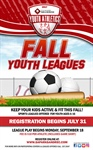 Fall Youth Sports League Registration