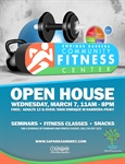 Barrera Community Fitness Center Open House