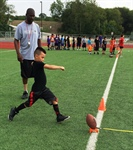 N.F.L. Punt Pass and Kick