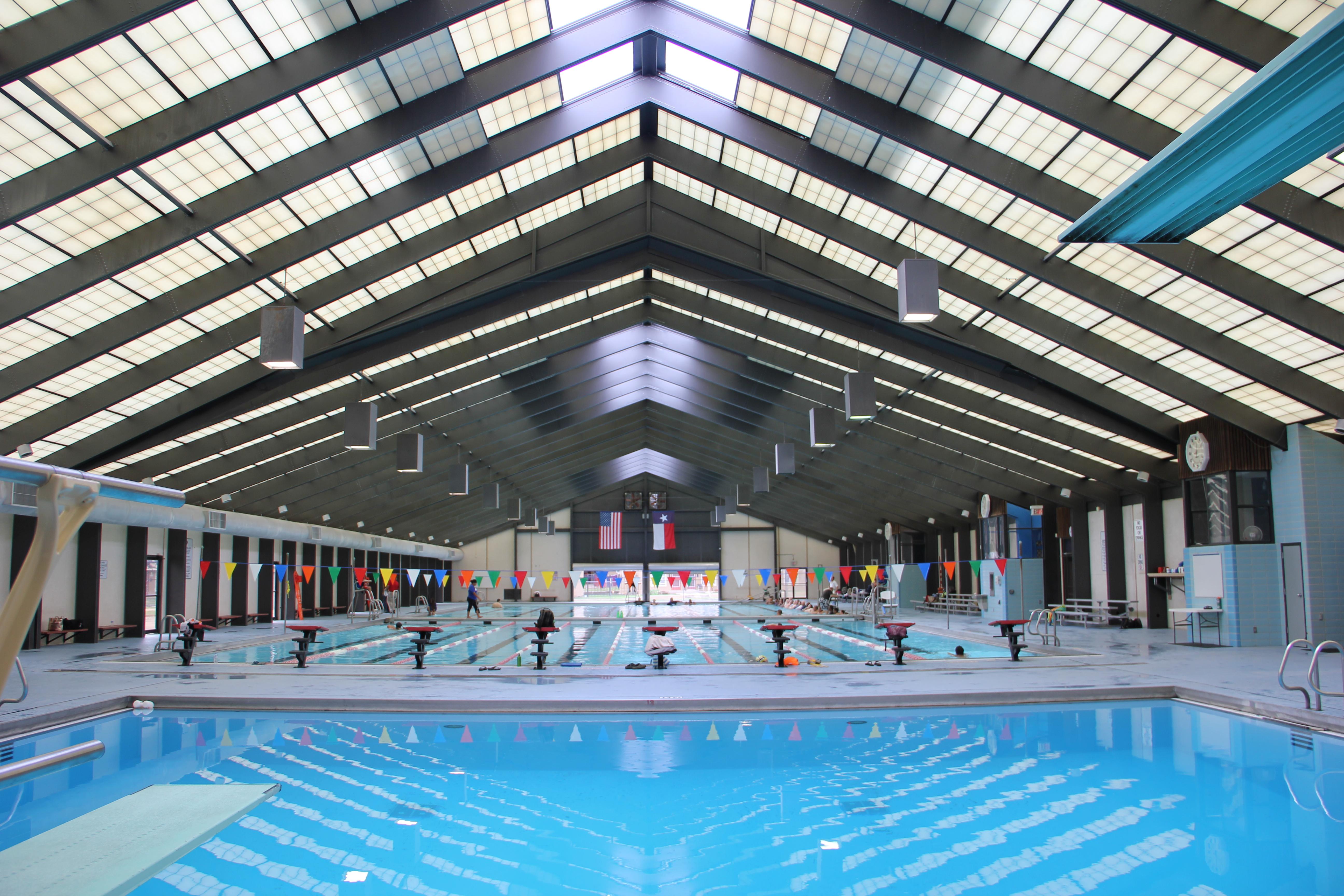 San antonio natatorium the city of san antonio official city website City of san antonio swimming pools
