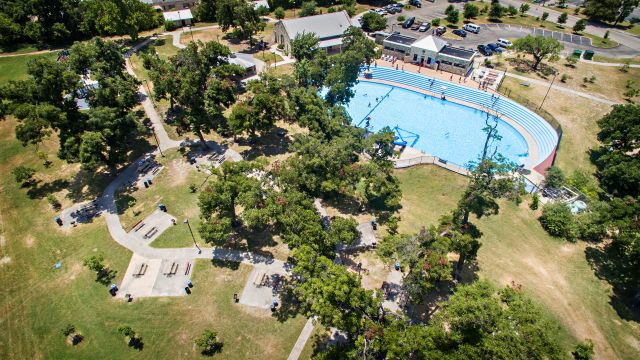 Roosevelt park the city of san antonio official city website City of san antonio swimming pools