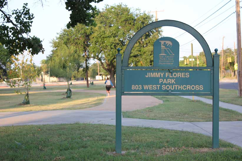 Flores park southcross pool the city of san antonio official city website City of san antonio swimming pools