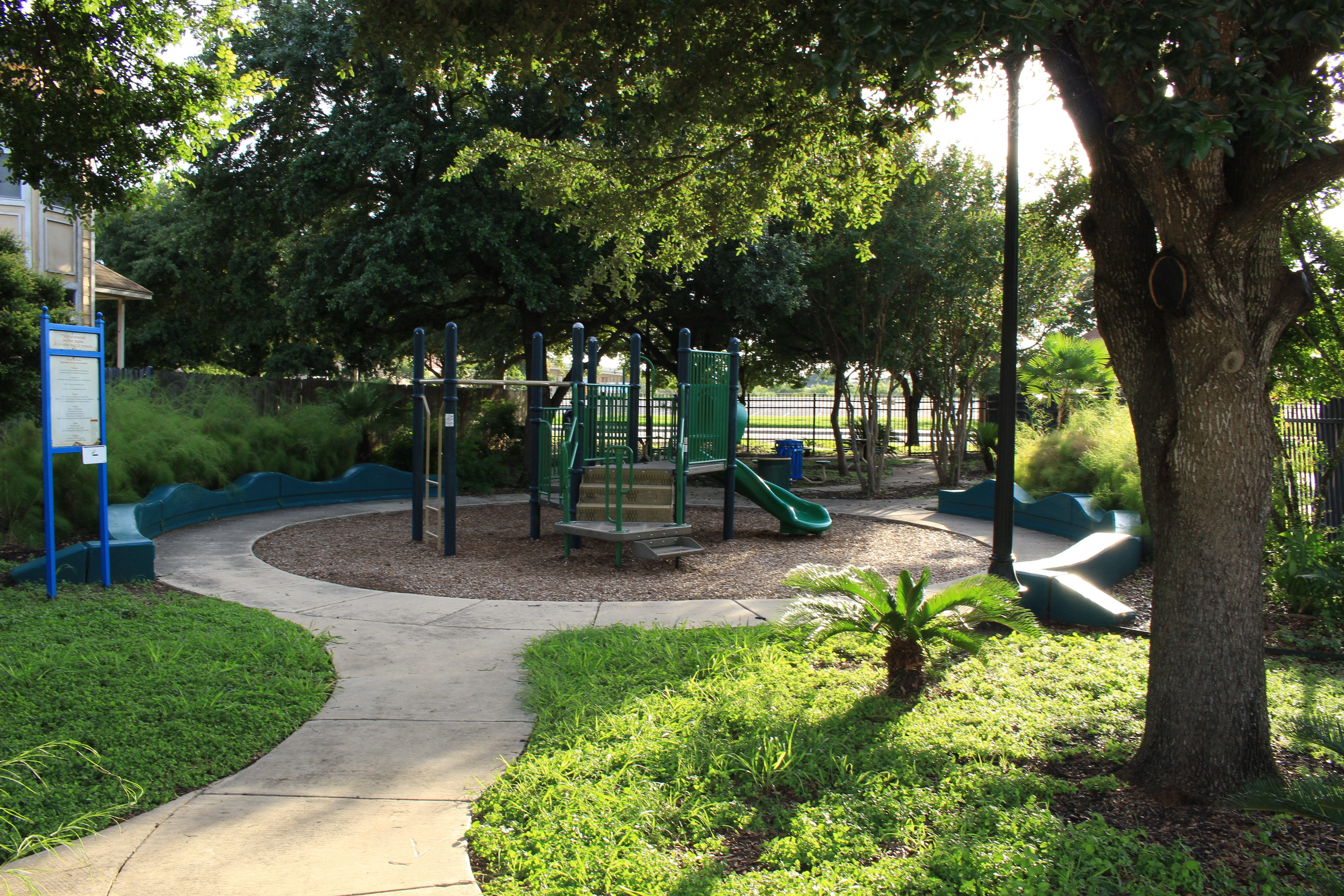 Cherry Street Park The City Of San Antonio Official