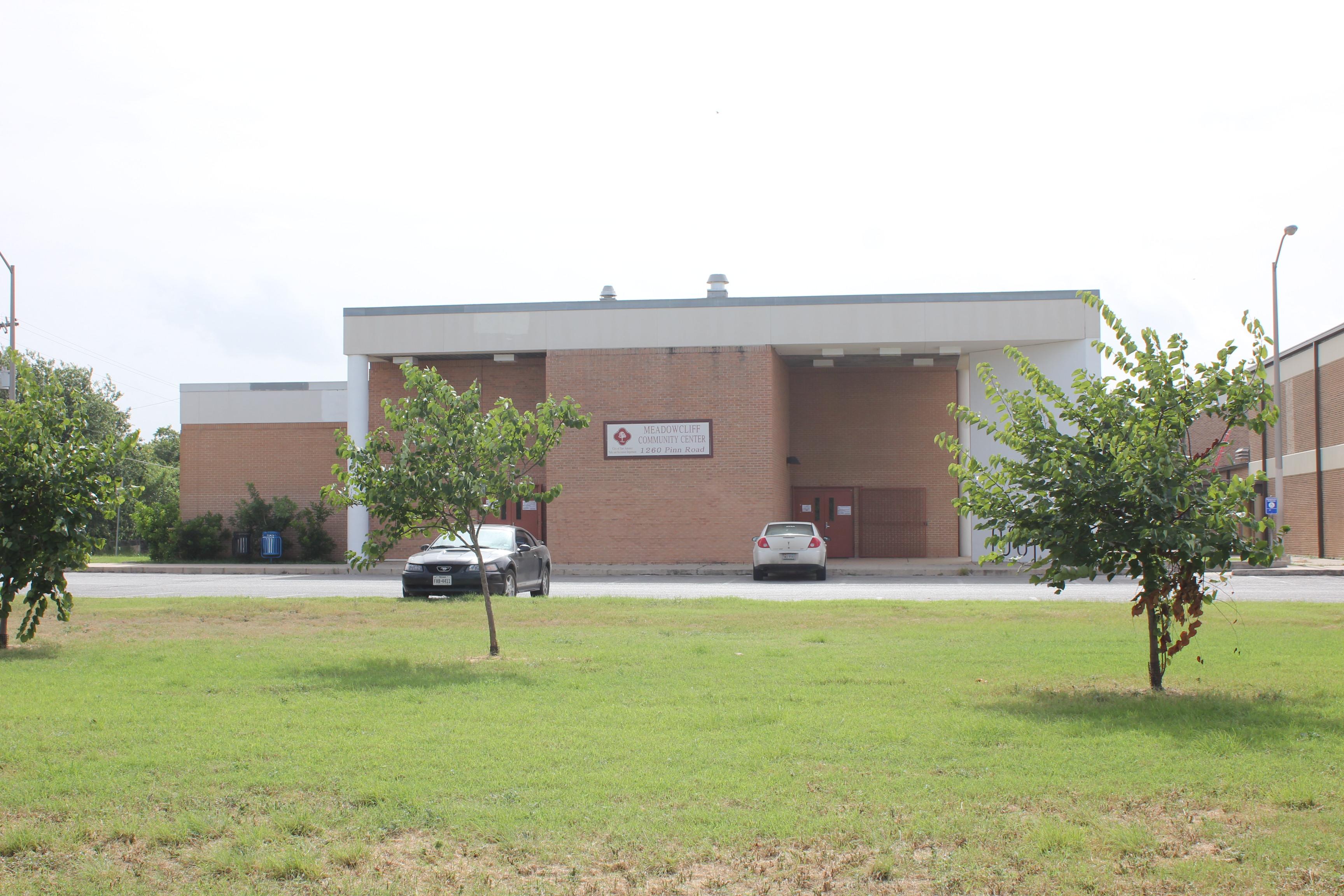 Meadowcliff Community Center The City Of San Antonio