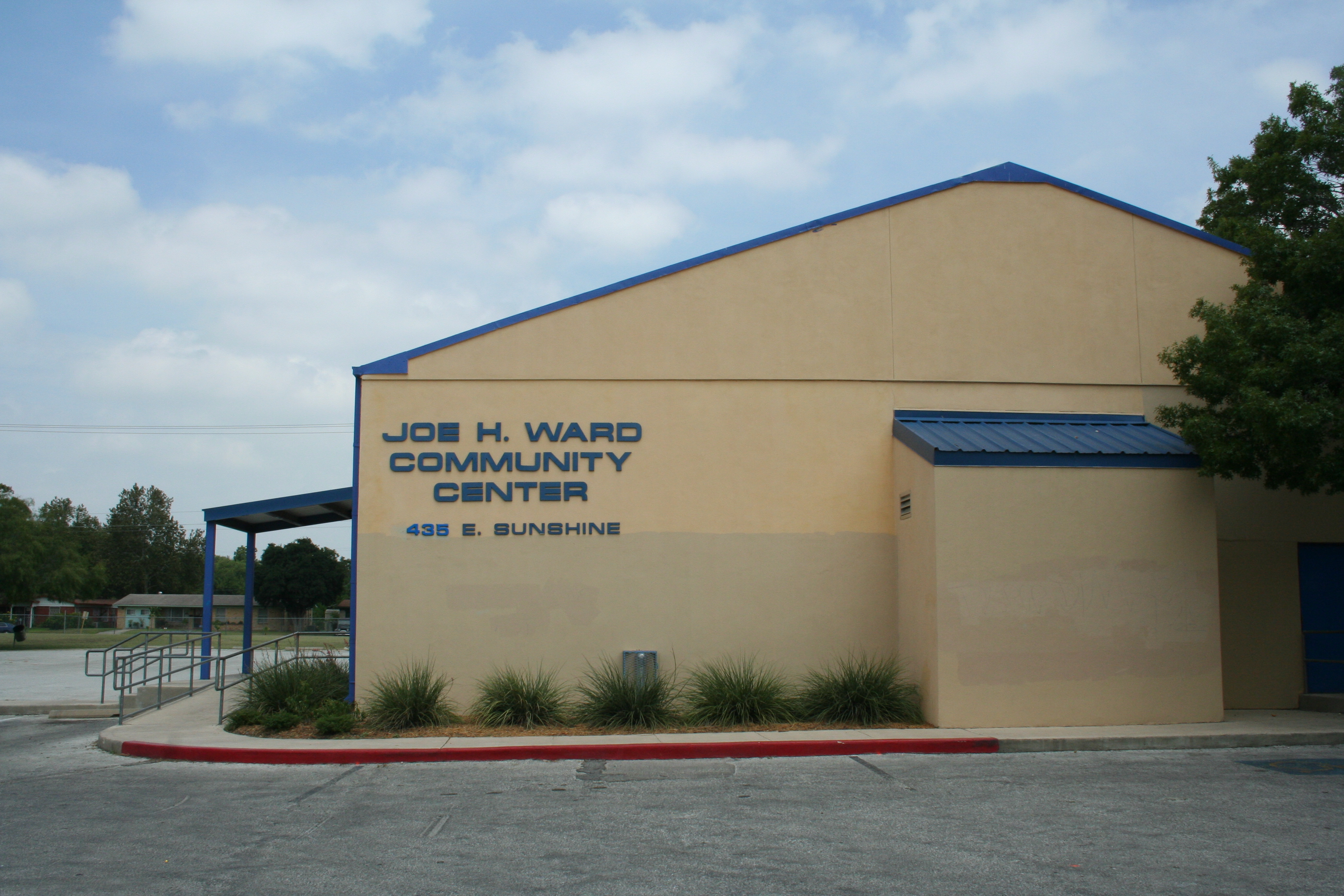 Ward Community Center The City Of San Antonio Official