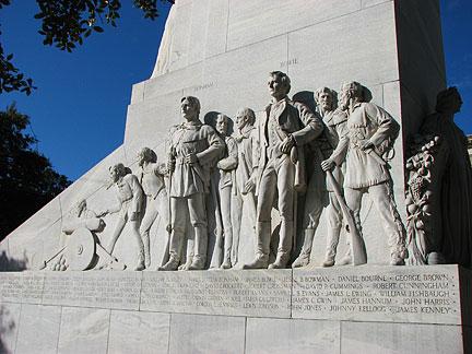 Alamo Cenotaph The City Of San Antonio Official City