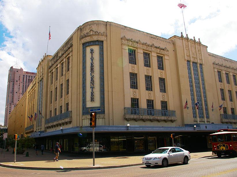 Joske S Department Store The City Of San Antonio