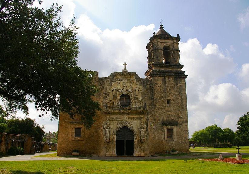 mission san jos u00e9  mission san jose y san miguel de aguayo  - the city of san antonio