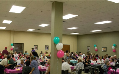 Alicia Trevino Lopez Senior Center 4th Anniversary