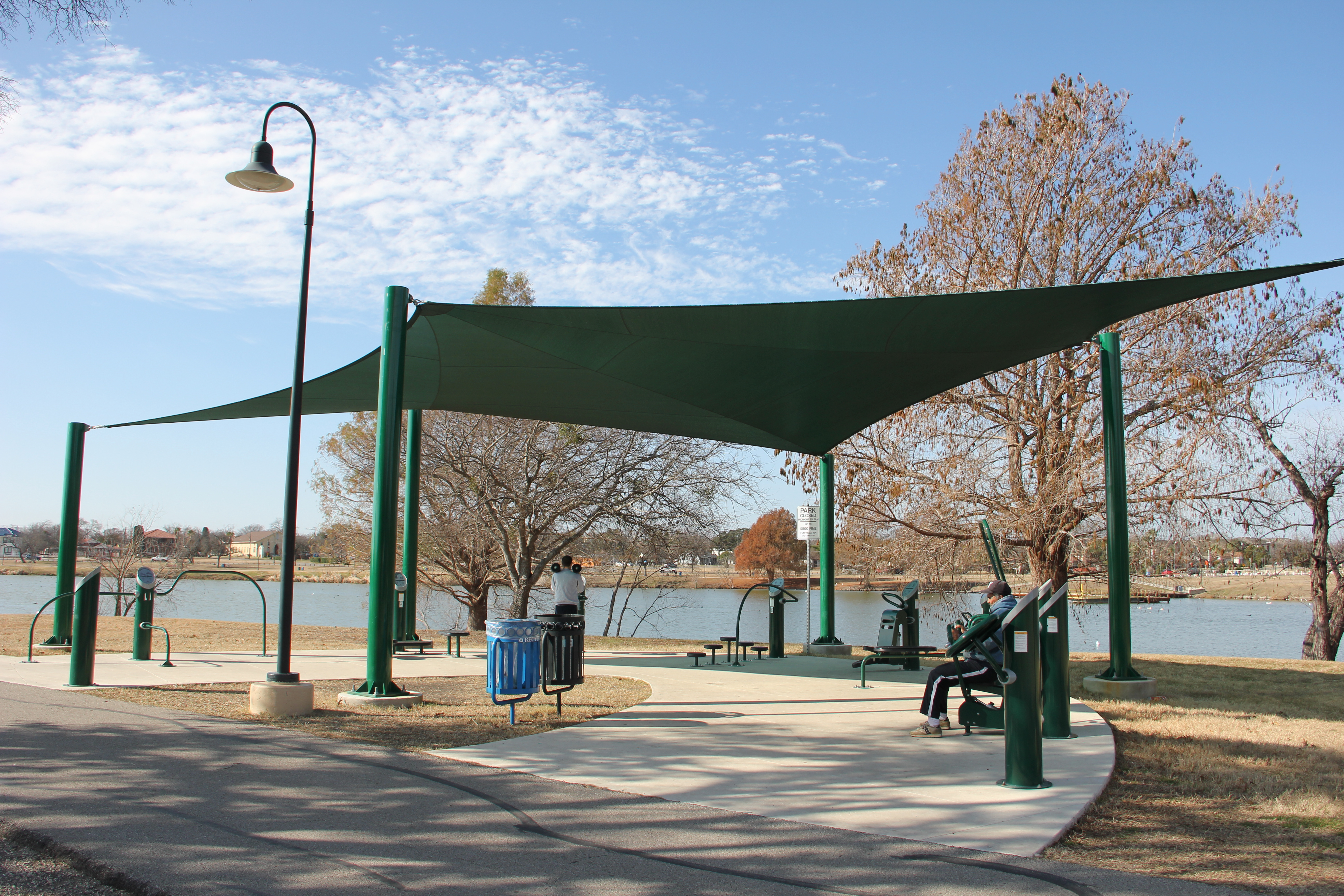 Woodlawn Lake Park The City Of San Antonio Official