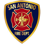 San Antonio Fire Department (SAFD) Patch