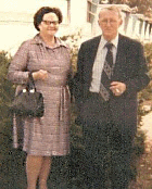 Margaret and Keith Conable