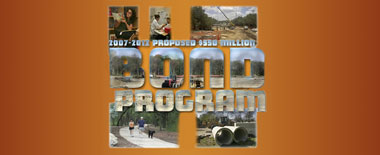 2007-2012 Bond Program Informational Guide
