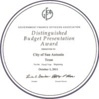 Awarded to the Office of Management and Budget