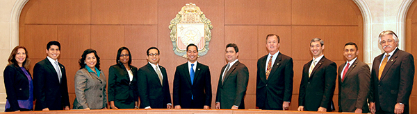 CITY OF SAN ANTONIO MAYOR & CITY COUNCIL