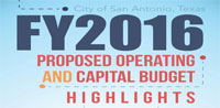 FY - 2016 Proposed Budget Highlights