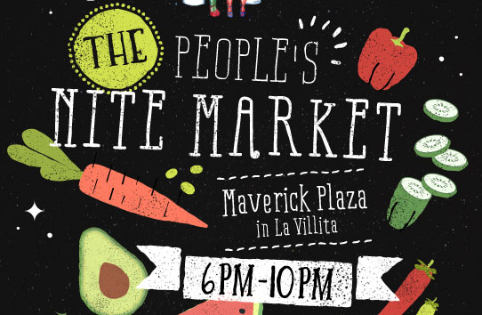 The People's Nite Market