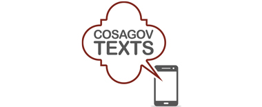 'COSAGOV Texts' Messages