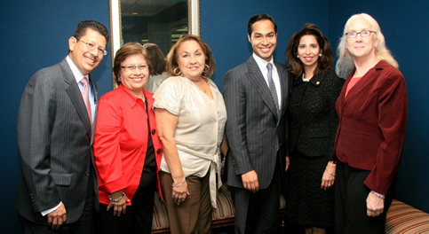 Mayor Castro, Council Members, and Leticia Vacek City Clerk