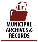 Municipal Archives & Records