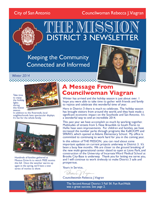 District 3 Newsletter - Winter 2014