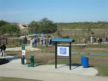 Tom Slick Park - The City of San Antonio - Official City ...