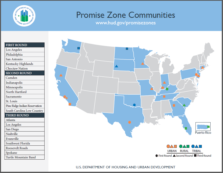 Promise Zone Communities
