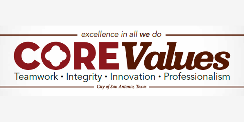 Core Values: Teamwork · Integrity · Innovation · Professionalism