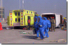 Hazardous Materials Response Team (HMRT)