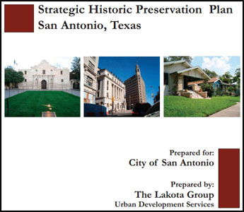 Strategic Historic Preservation Plan