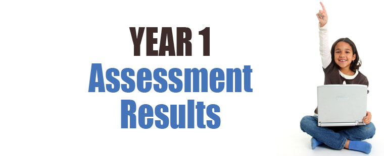 Year 1 Assessment Results