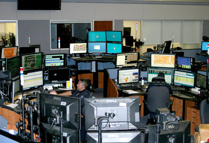 Communication Division Dispatch Center