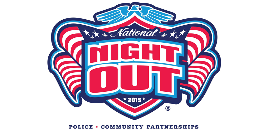National Night Out (NNO) 2015 logo