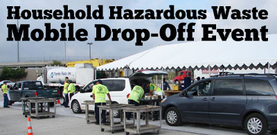 HHW MOBILE DROP-OFF EVENT