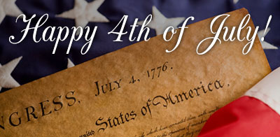 Normal Collection Service will be provided during the week of July 4th, 2016