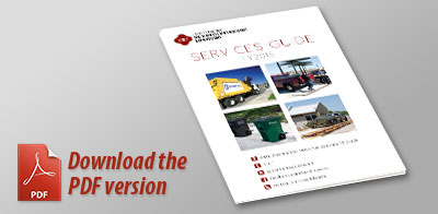 New Solid Waste Services Guide