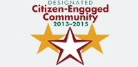 2013-2015 Citizen Engaged Communities