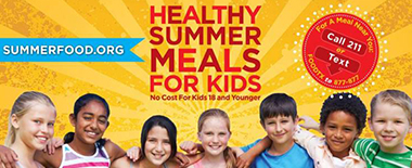 San Antonio Public Library Offering Free Snacks and Lunch for Children and Teens During the Summer