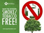 Tobacco and Smoke Free Parks
