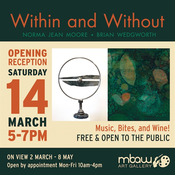 Within and Without: Gallery Opening Reception