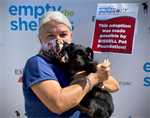 Weekend Event Results in 57 Pet Adoptions and $5,150 Thanks to Bissell Pet Foundation