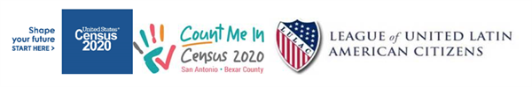 LULAC partners with the San Antonio Bexar County Complete Count Committee to continue its efforts to get everyone counted in the 2020 Census