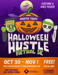 Halloween Hustle Free Virtual 5K