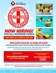Hiring Lifeguards