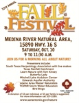 11th Annual Medina River Natural Area Fall Fest
