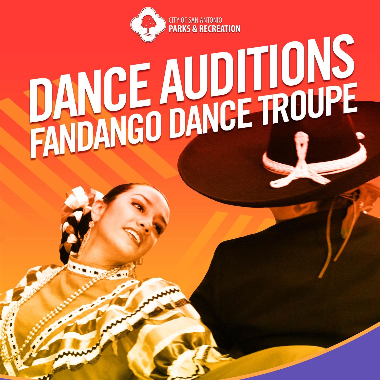 Fandango Dance Troupe Auditions - The City of San Antonio - Official