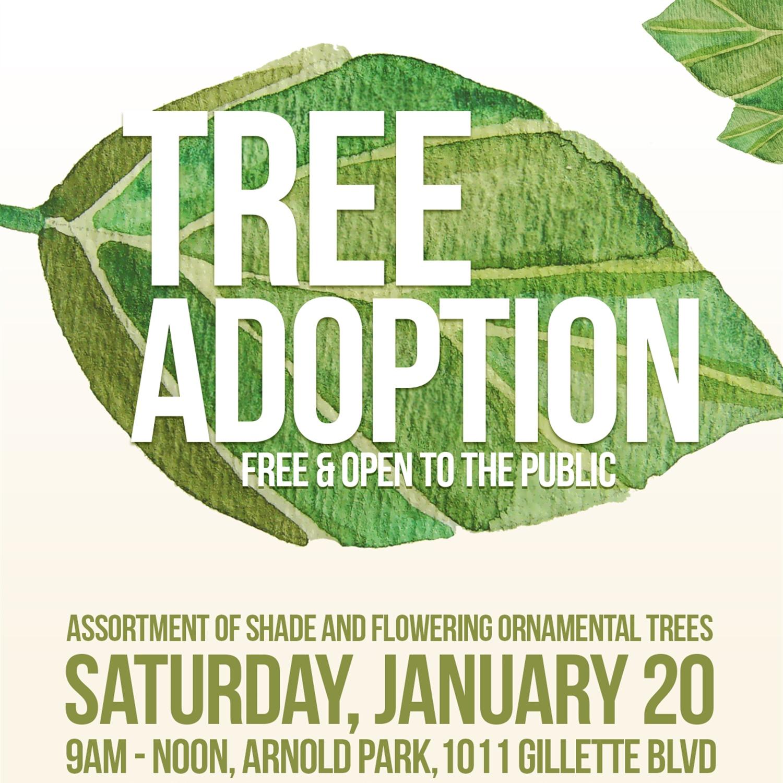 Free Tree Giveaway San Antonio