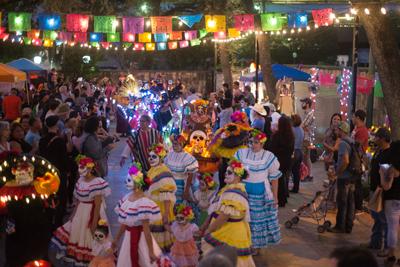 Dia De Los Muertos The City Of San Antonio Official