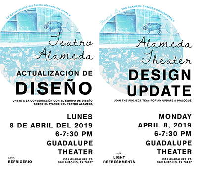 Alameda Theater Open house - The City of San Antonio - Official City